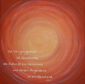 """Vergangenheit ist Geschichte"""